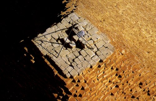 Stone Courses Of The Pyramid Of Khufu Table And Accurate